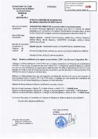 DM nouvel état 1259 vote taux imposition visé