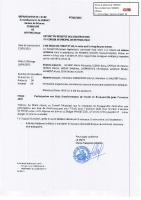 delib visée 0162021 participation frais fonct 2020 ecole Franqueville