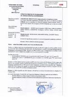 delib visée 0202021 Achat mobilier ecole Berthouville