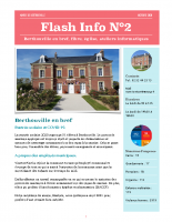 Flash Info N°2 (Octobre 2020)