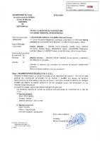 Délibération 012 – 2020