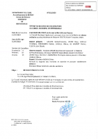 Délibération 021 – 2020