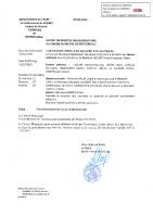 Délibération 022 – 2020