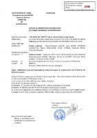 Délibération 5-2021 Demande subventions fenêtres Ecole